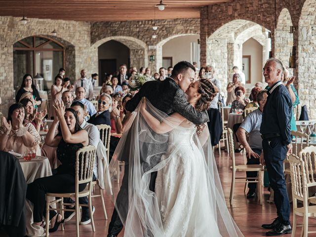 Il matrimonio di Francesco e Eva a Gussago, Brescia 109