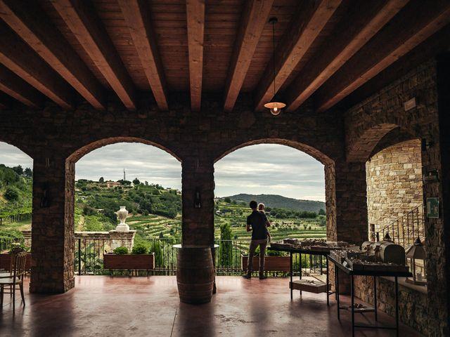 Il matrimonio di Francesco e Eva a Gussago, Brescia 110