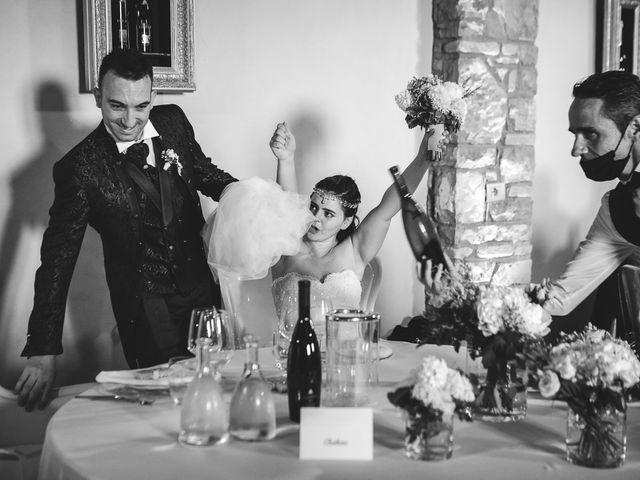 Il matrimonio di Francesco e Eva a Gussago, Brescia 115