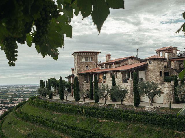 Il matrimonio di Francesco e Eva a Gussago, Brescia 122