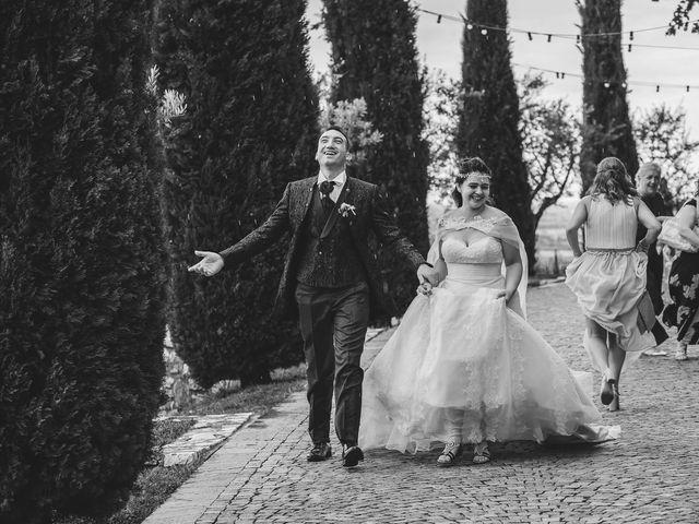 Il matrimonio di Francesco e Eva a Gussago, Brescia 124