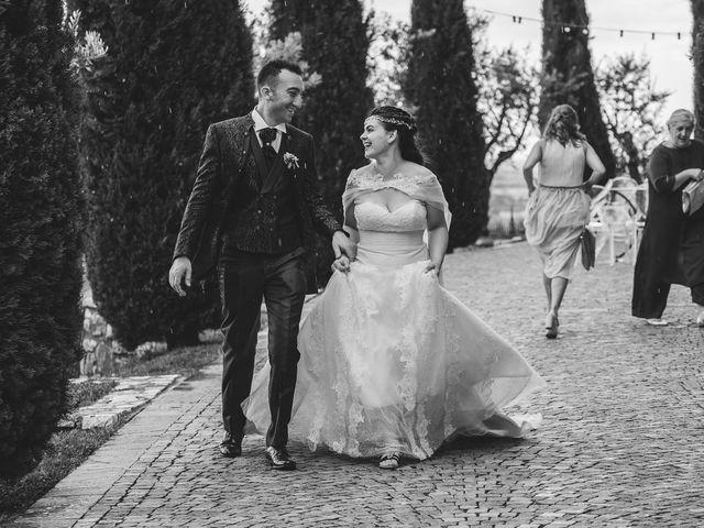 Il matrimonio di Francesco e Eva a Gussago, Brescia 125