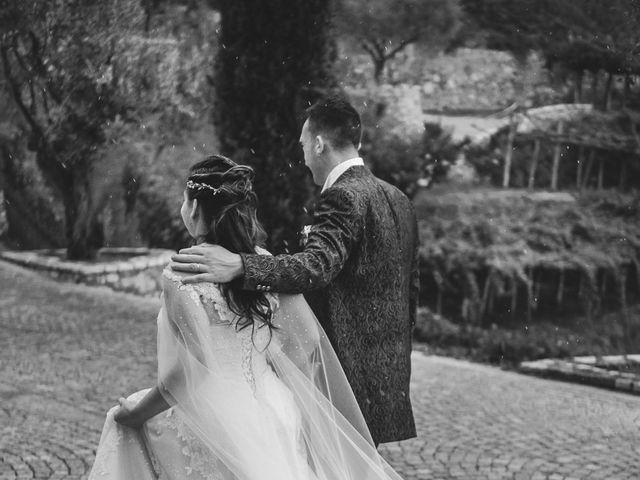 Il matrimonio di Francesco e Eva a Gussago, Brescia 127