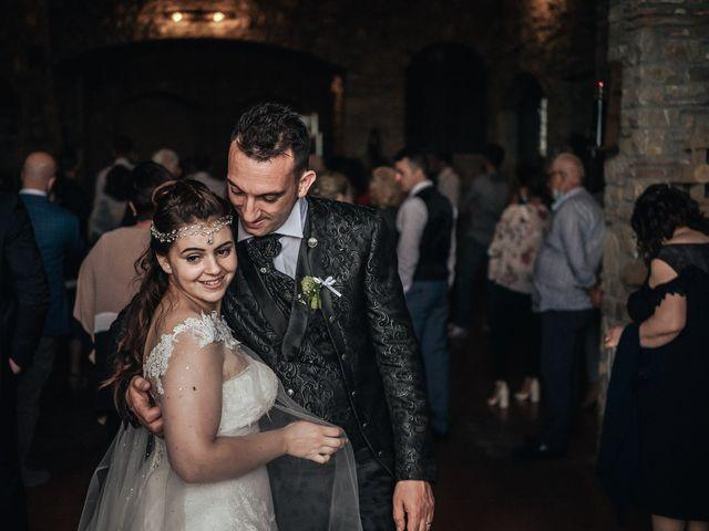 Il matrimonio di Francesco e Eva a Gussago, Brescia 129