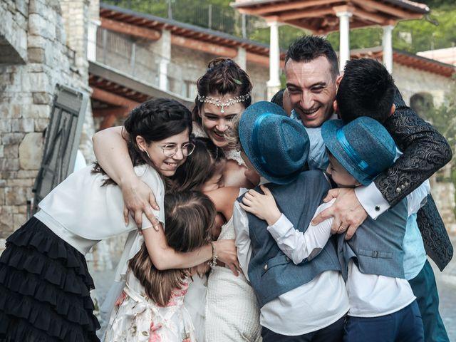 Il matrimonio di Francesco e Eva a Gussago, Brescia 140