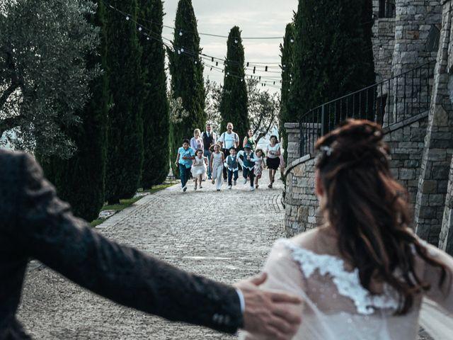 Il matrimonio di Francesco e Eva a Gussago, Brescia 141