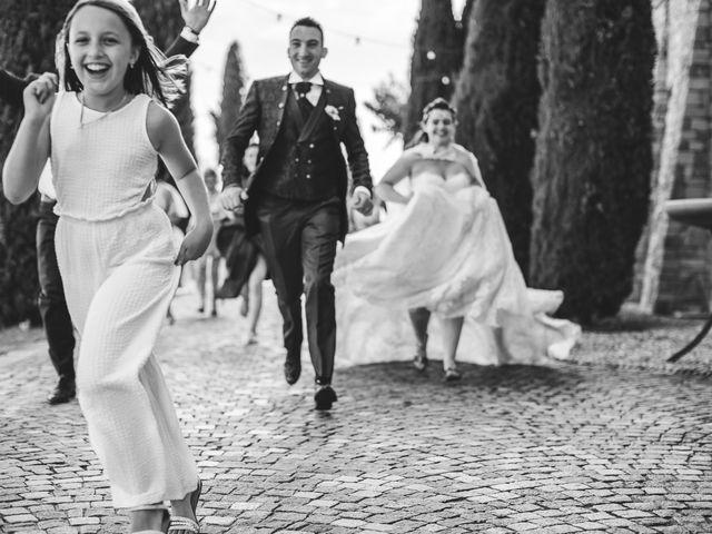 Il matrimonio di Francesco e Eva a Gussago, Brescia 142