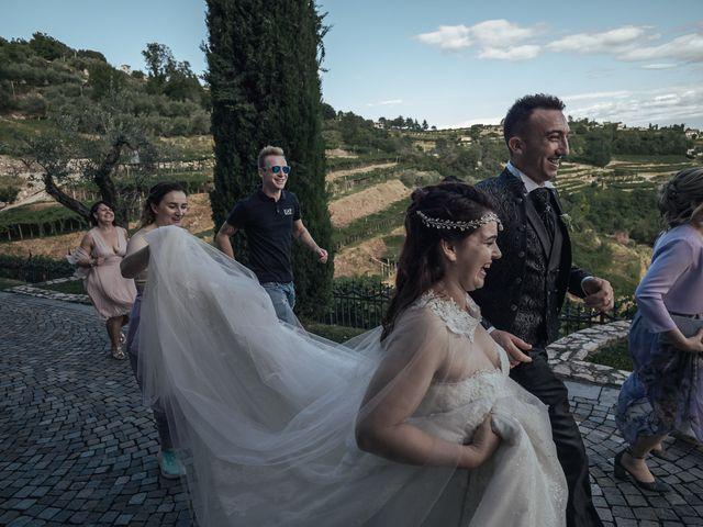 Il matrimonio di Francesco e Eva a Gussago, Brescia 144