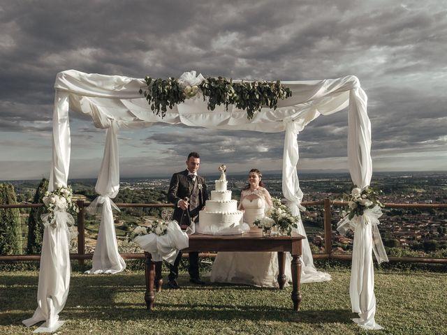 Il matrimonio di Francesco e Eva a Gussago, Brescia 148