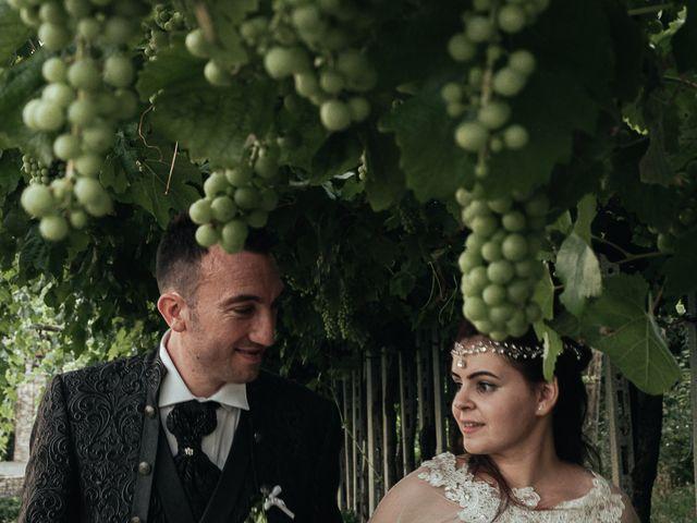 Il matrimonio di Francesco e Eva a Gussago, Brescia 153