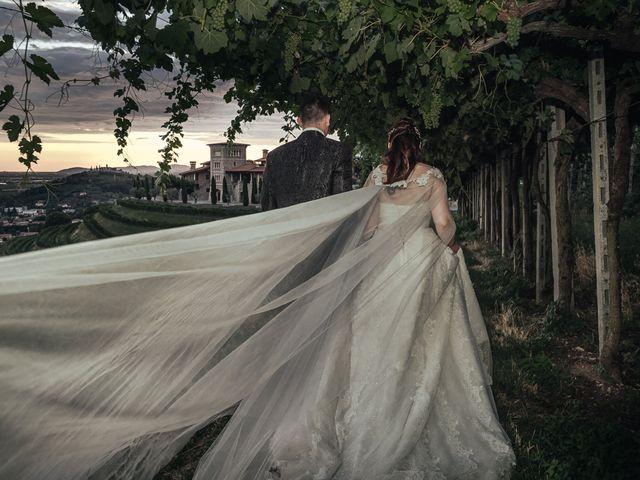 Il matrimonio di Francesco e Eva a Gussago, Brescia 2