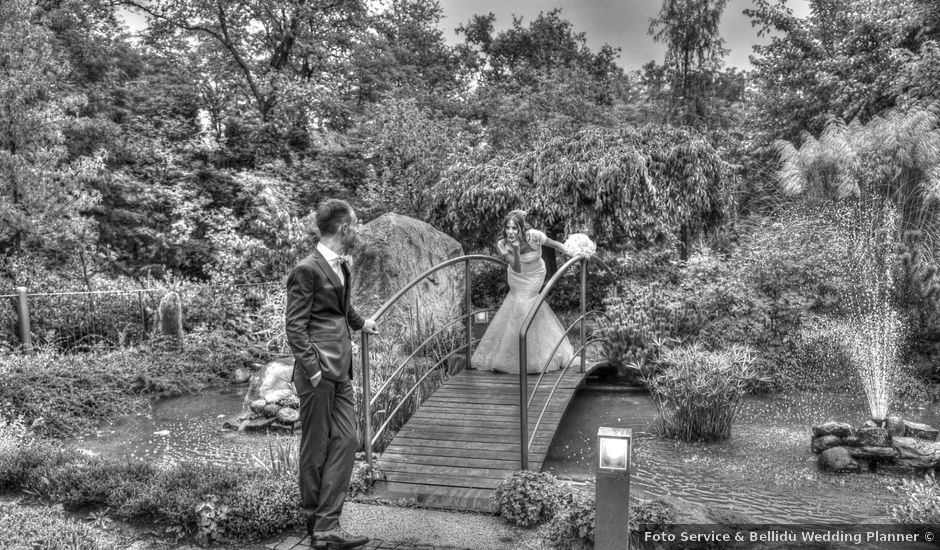 Il matrimonio di Fabrizio e Laura a Mariano Comense, Como