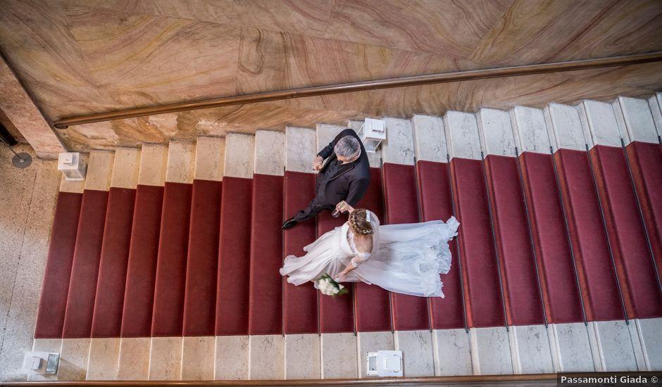 Il matrimonio di Claudio e Elena a Cremona, Cremona