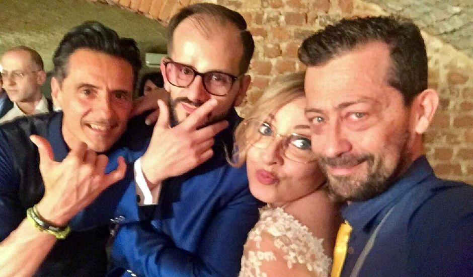 Il matrimonio di Alessandro  e Loredana  a Gaggiano, Milano