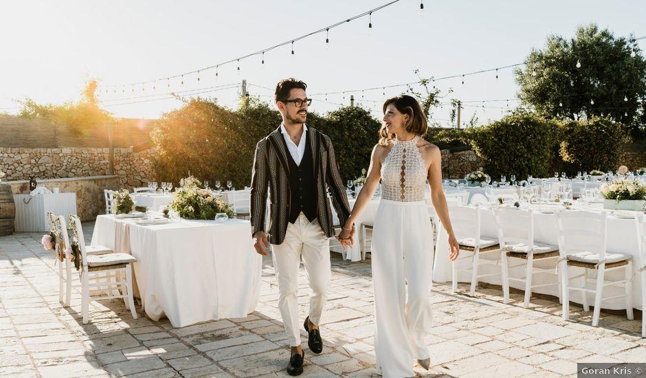 Il matrimonio di Antonella e Massimo a Mola di Bari, Bari