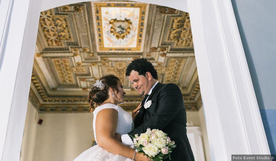 Il matrimonio di Federico e Tiziana a Caltanissetta, Caltanissetta