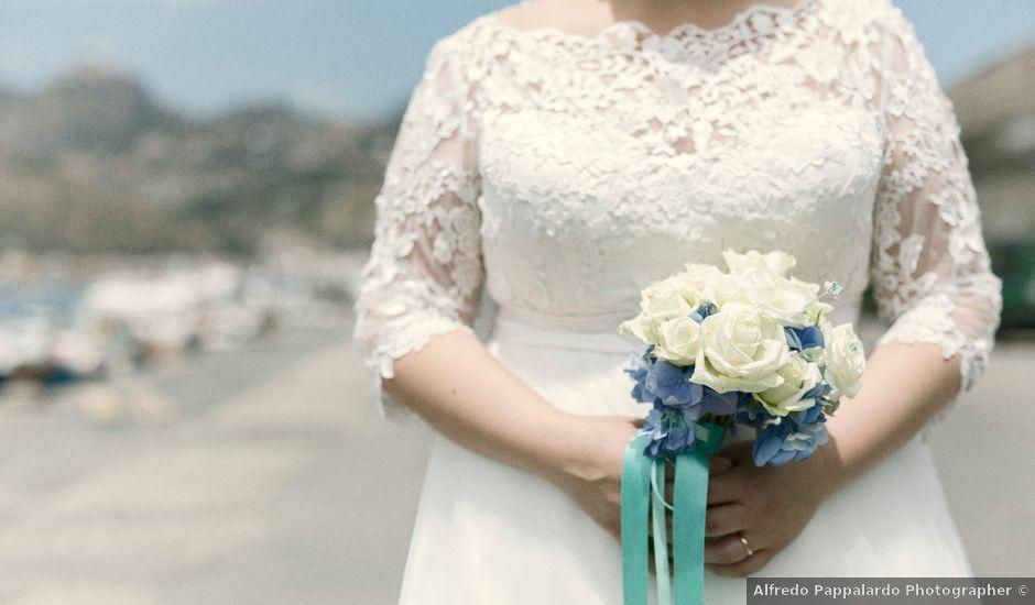 Il matrimonio di Ivano e Cristina a Calatabiano, Catania