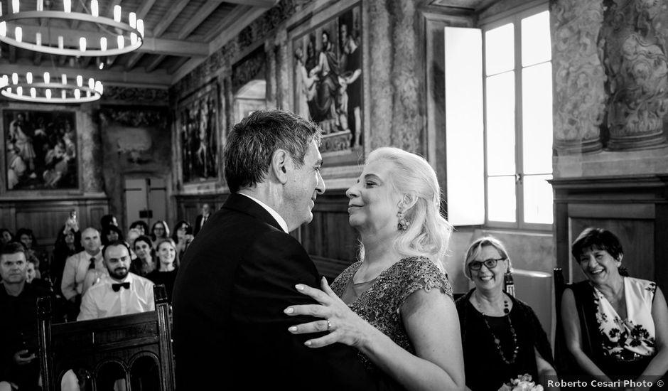 Il matrimonio di Giuseppe e Cristina a Brescia, Brescia
