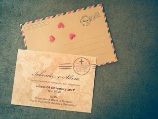 le nozze di Silvia e Iolanda 1