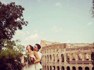 Le nozze di Silvia e Iolanda