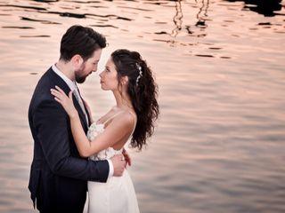 Le nozze di Giulia e Sergio