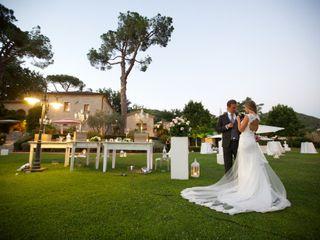 Le nozze di Pamela e Luca