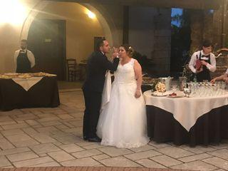 Le nozze di Barbara  e Claudio  1