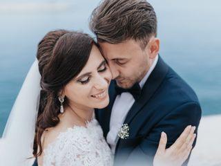 Le nozze di Arcangela e Pasquale