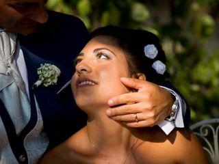 Le nozze di Vanessa e Carlo