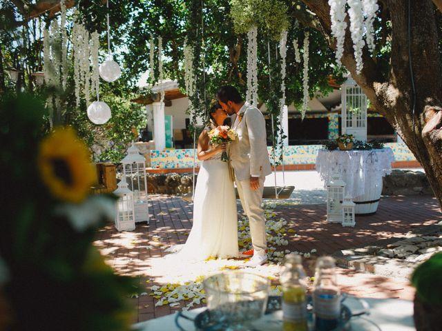 Il matrimonio di Davide e Ilaria a Alghero, Sassari 14