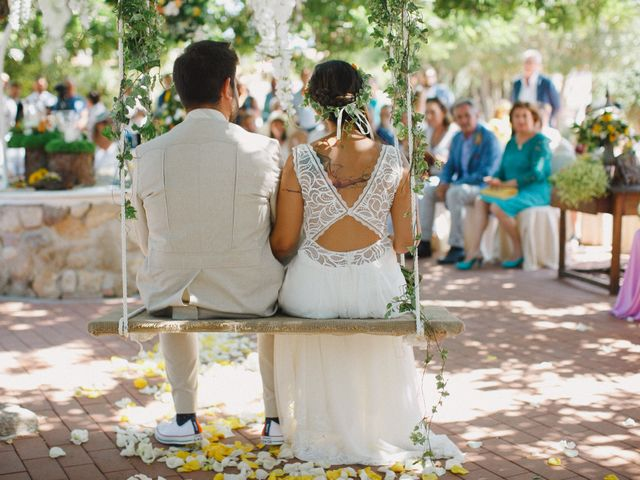 Il matrimonio di Davide e Ilaria a Alghero, Sassari 16