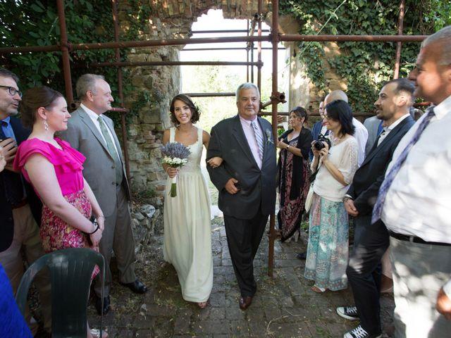 Il matrimonio di Luca e Bethany a Pianoro, Bologna 130