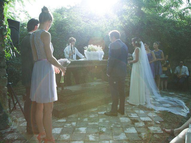 Il matrimonio di Luca e Bethany a Pianoro, Bologna 137