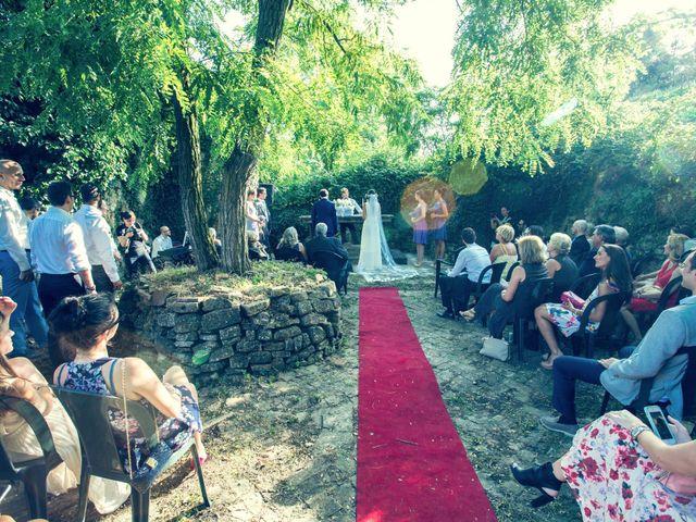 Il matrimonio di Luca e Bethany a Pianoro, Bologna 138