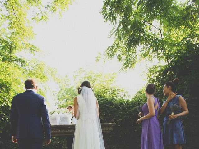 Il matrimonio di Luca e Bethany a Pianoro, Bologna 147