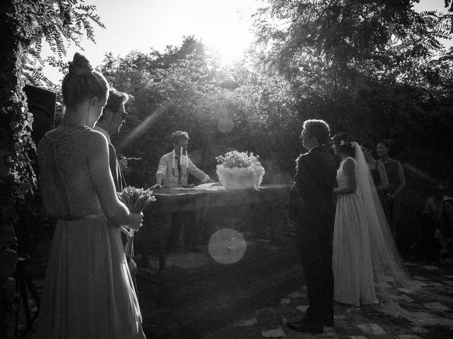 Il matrimonio di Luca e Bethany a Pianoro, Bologna 150