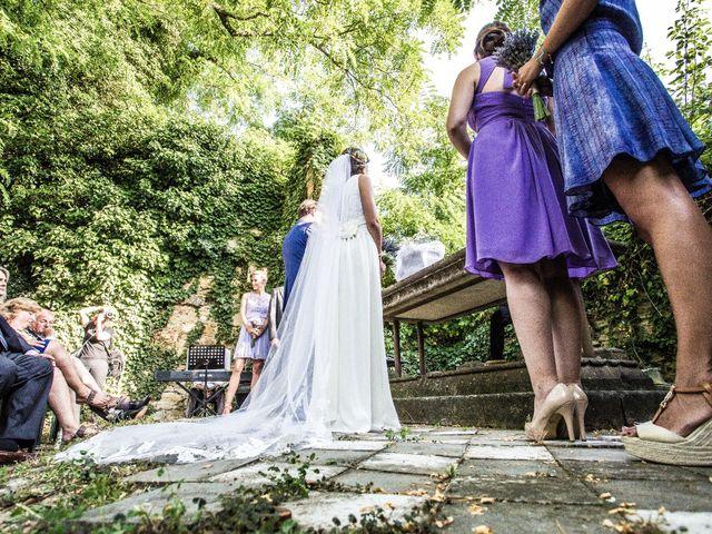 Il matrimonio di Luca e Bethany a Pianoro, Bologna 154