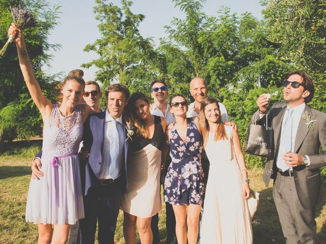Il matrimonio di Luca e Bethany a Pianoro, Bologna 226