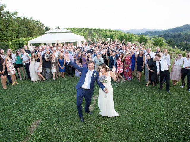Il matrimonio di Luca e Bethany a Pianoro, Bologna 322