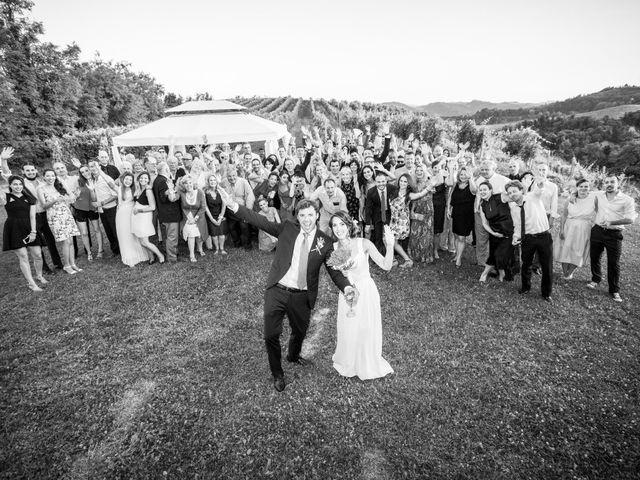 Il matrimonio di Luca e Bethany a Pianoro, Bologna 323