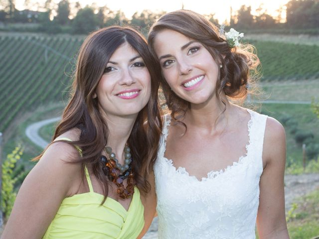 Il matrimonio di Luca e Bethany a Pianoro, Bologna 340