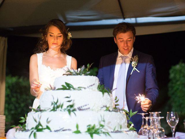 Il matrimonio di Luca e Bethany a Pianoro, Bologna 395