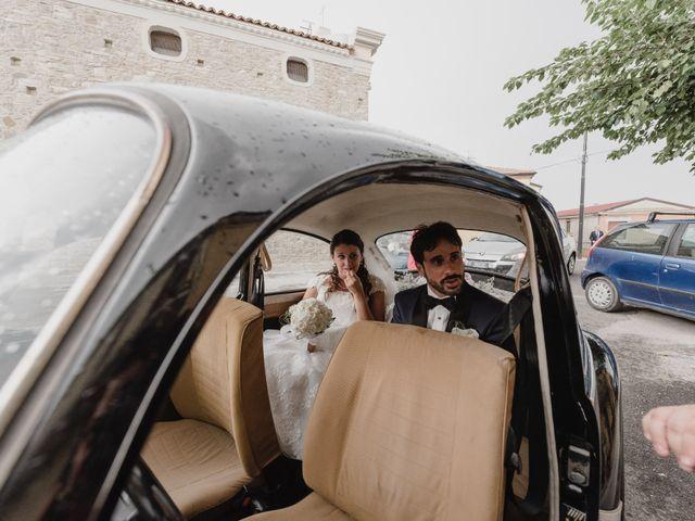 Il matrimonio di Giovanni e Alessia a Oriolo, Cosenza 34