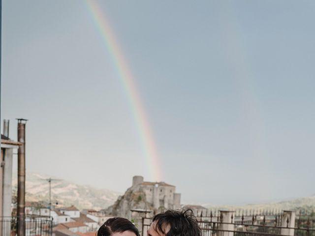 Il matrimonio di Giovanni e Alessia a Oriolo, Cosenza 35