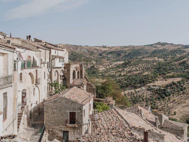 Il matrimonio di Giovanni e Alessia a Oriolo, Cosenza 55