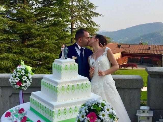 Il matrimonio di Martino e Gaia a Nembro, Bergamo 4