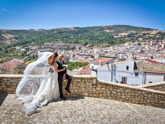 Il matrimonio di Marco e Antonietta a Avellino, Avellino 7