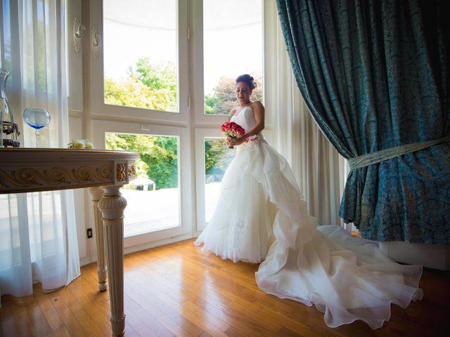 Il matrimonio di Carlo e Vanessa a Cassano Magnago, Varese 14
