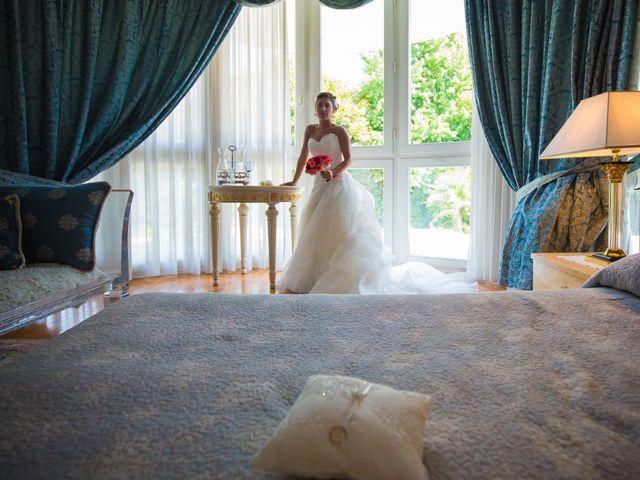 Il matrimonio di Carlo e Vanessa a Cassano Magnago, Varese 15