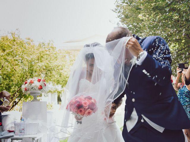 Il matrimonio di Carlo e Vanessa a Cassano Magnago, Varese 23